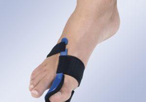 Корректоры и разделители для пальцев ног